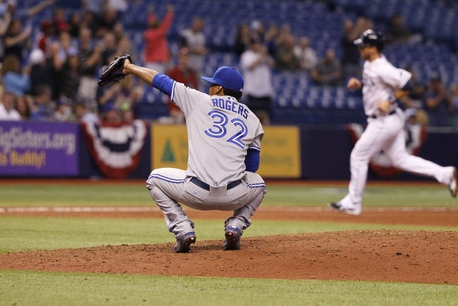 Toronto Blue Jays vs. Tampa Bay Rays Pick-Odds-Prediction - 5/26/14