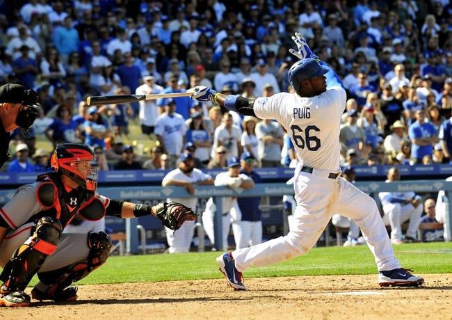 Los Angeles Dodgers vs. San Francisco Giants MLB Pick, Odds, Prediction 4/6/14
