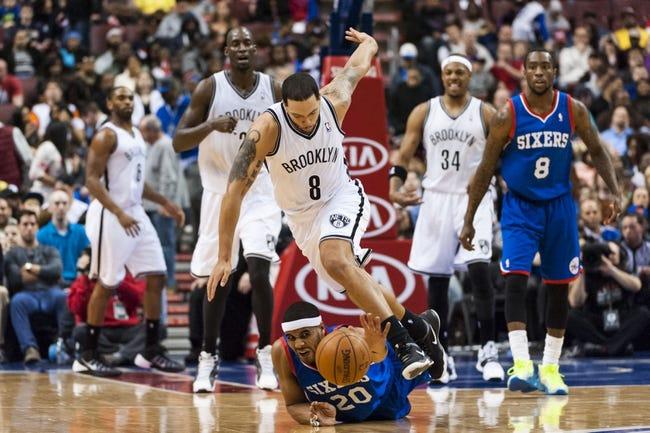 Brooklyn Nets vs. Philadelphia 76ers 10/20/14 NBA Preseason Pick, Odds, Prediction