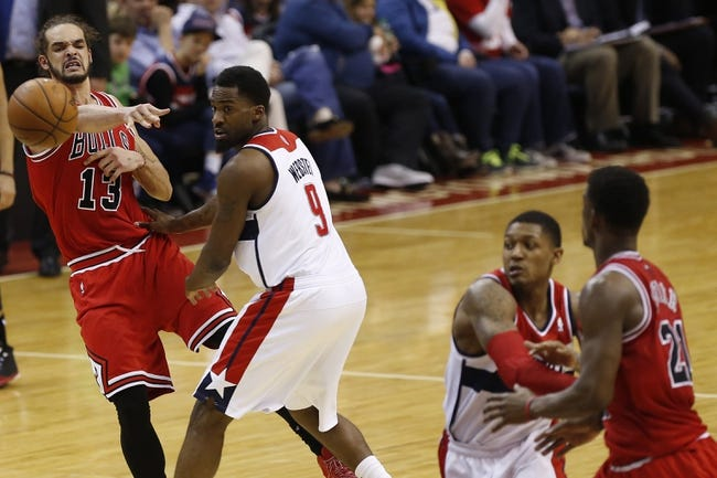 NBA Playoffs Washington Wizards at Chicago Bulls Pick, Odds, Prediction 4/20/14
