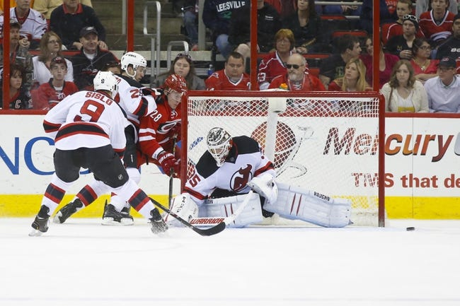 Devils vs. Hurricanes - 12/23/14 NHL Pick, Odds, and Prediction
