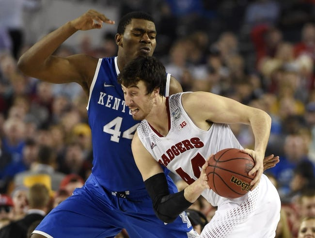 Wisconsin vs. Kentucky - 4/4/15 Final Four Pick, Odds, and Prediction