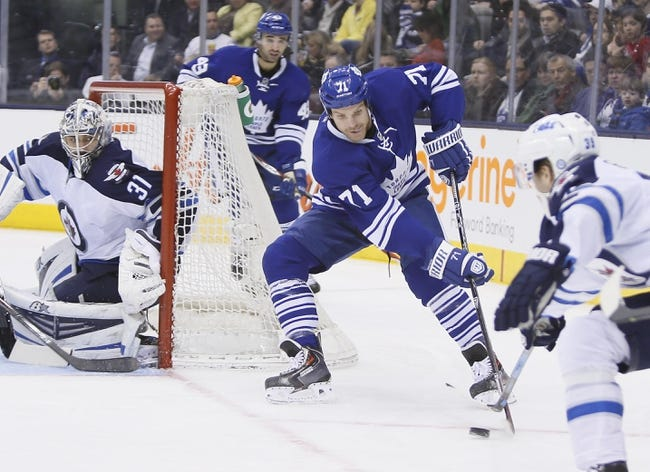 NHL | Toronto Maple Leafs (21-14-3) at Winnipeg Jets (19-12-7)