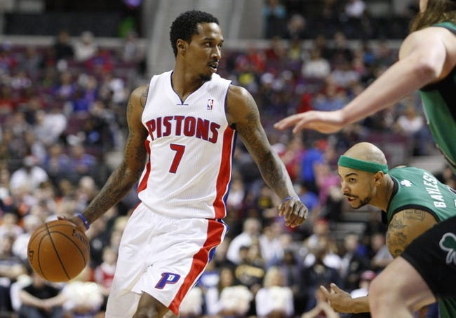 Celtics vs. Pistons - 3/22/15 NBA Pick, Odds, and Prediction