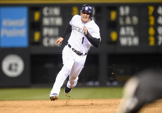 Colorado Rockies vs. Arizona Diamondbacks MLB Pick, Odds, Prediction 4/6/14