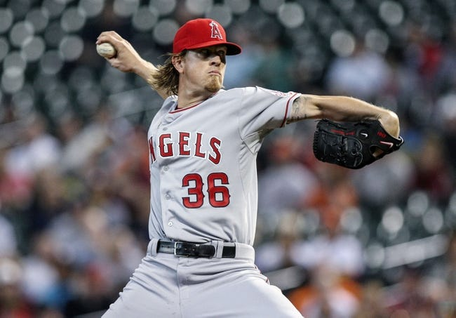 Los Angeles Angels vs. New York Mets MLB Pick, Odds, Prediction 4/12/14