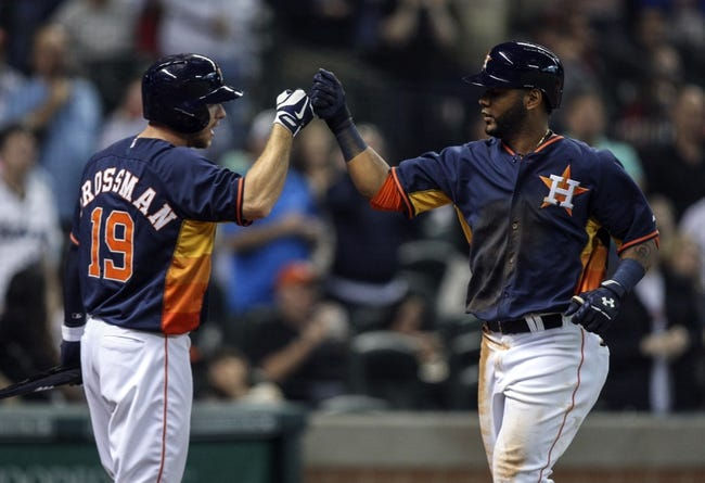 Houston Astros vs. Los Angeles Angels Pick-Odds-Prediction - 4/7/14