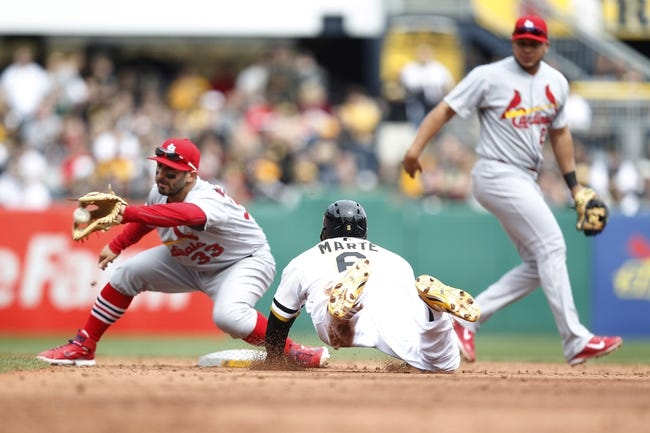 St. Louis Cardinals vs. Pittsburgh Pirates MLB Pick, Odds, Prediction - 4/25/14