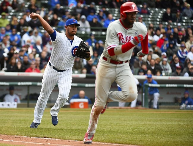 Philadelphia Phillies vs. Chicago Cubs Pick-Odds-Prediction - 6/14/14
