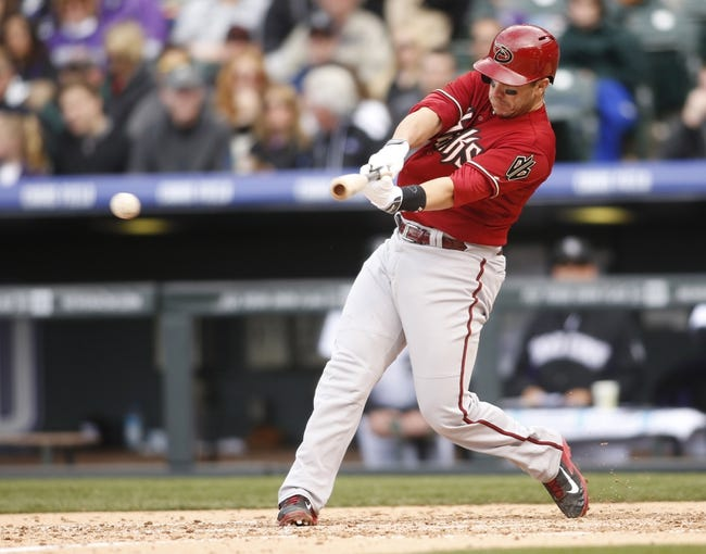 Arizona Diamondbacks vs. Colorado Rockies Pick-Odds-Prediction - 4/29/14