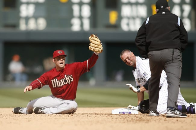 Arizona Diamondbacks vs. Colorado Rockies MLB Pick, Odds, Prediction - 4/28/14