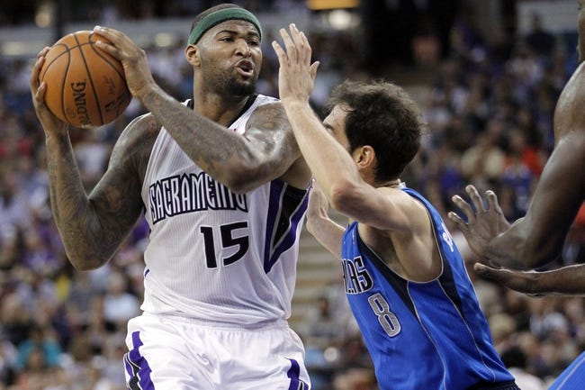 Dallas Mavericks vs. Sacramento Kings - 11/11/14 NBA Pick, Odds, and Prediction