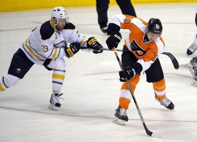 NHL | Philadelphia Flyers (17-21-7) at Buffalo Sabres (14-28-3)