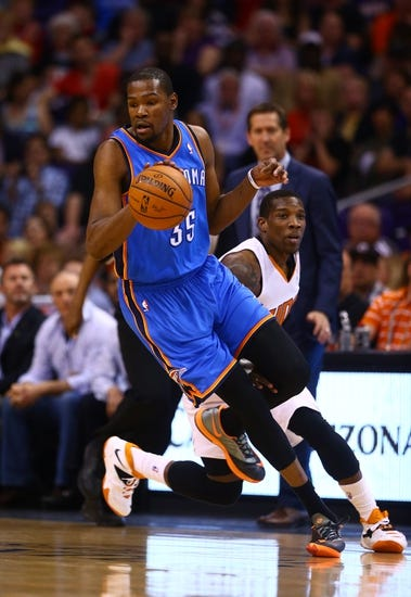 Oklahoma City Thunder vs. Phoenix Suns - 12/14/14 NBA Pick, Odds, and Prediction