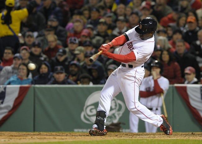 Boston Red Sox vs. Texas Rangers Pick-Odds-Prediction - 4/8/14