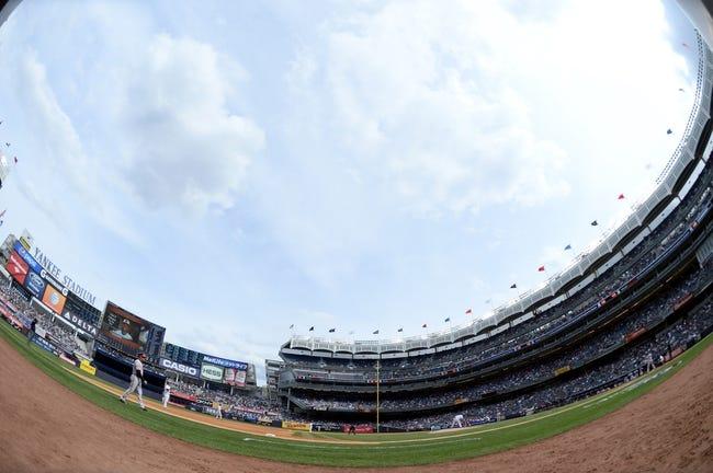 New York Yankees vs. Baltimore Orioles MLB Pick, Odds, Prediction 4/9/14