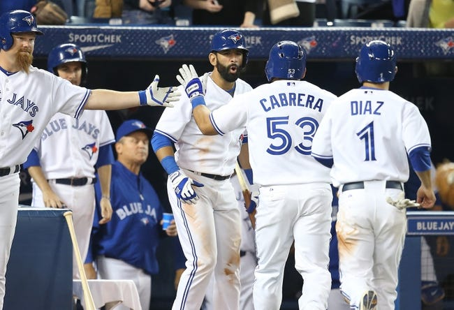 Toronto Blue Jays vs. Houston Astros Pick-Odds-Prediction - 4/9/14