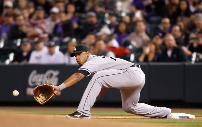 Chicago White Sox vs. Cleveland Indians MLB Pick, Odds, Prediction 4/10/14