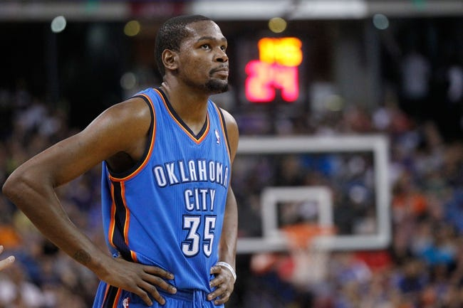 NBA News: Player News and Updates for 4/9/14