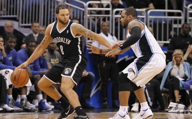 Brooklyn Nets vs. Orlando Magic - 4/13/14