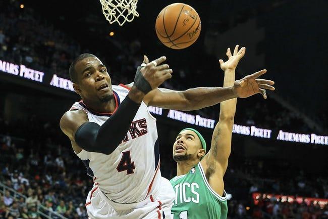 Hawks vs. Celtics - 12/2/14 NBA Pick, Odds, and Prediction