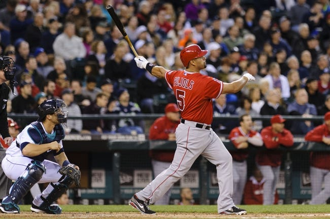 Seattle Mariners vs. Los Angeles Angels MLB Pick, Odds, Prediction - 5/26/14