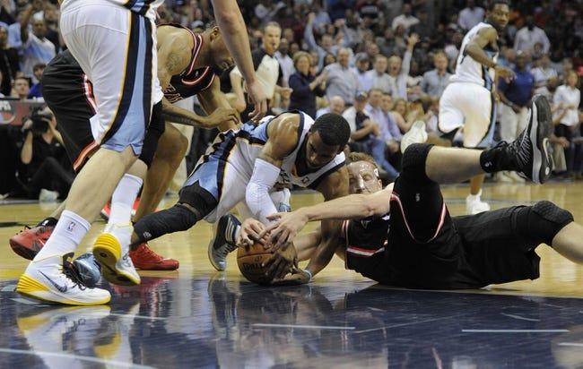 Grizzlies vs. Heat 10/24/14 NBA Preseason Pick, Odds, Prediction