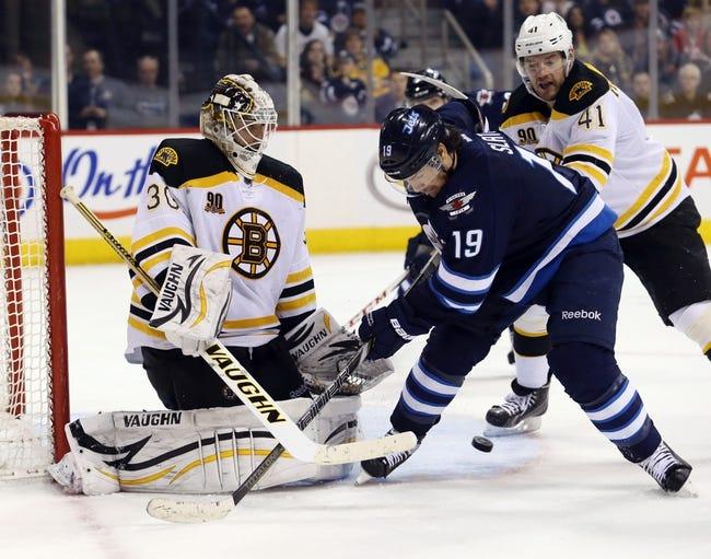 Bruins vs. Jets - 11/28/14 NHL Pick, Odds, and Prediction