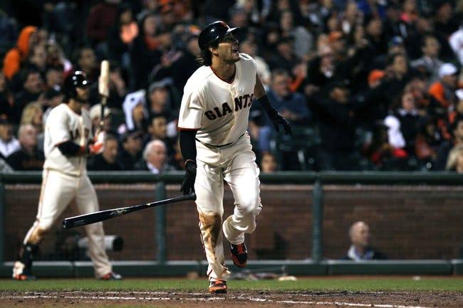 San Francisco Giants vs. Colorado Rockies MLB Pick, Odds, Prediction 4/12/14