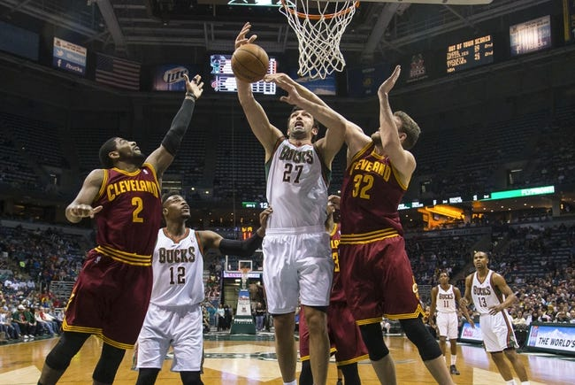 Bucks vs. Cavaliers - 10/14/14 NBA Preseason Pick, Odds, Prediction