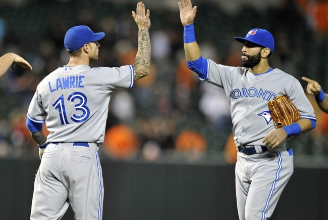 Baltimore Orioles vs. Toronto Blue Jays Pick-Odds-Prediction 4/12/14