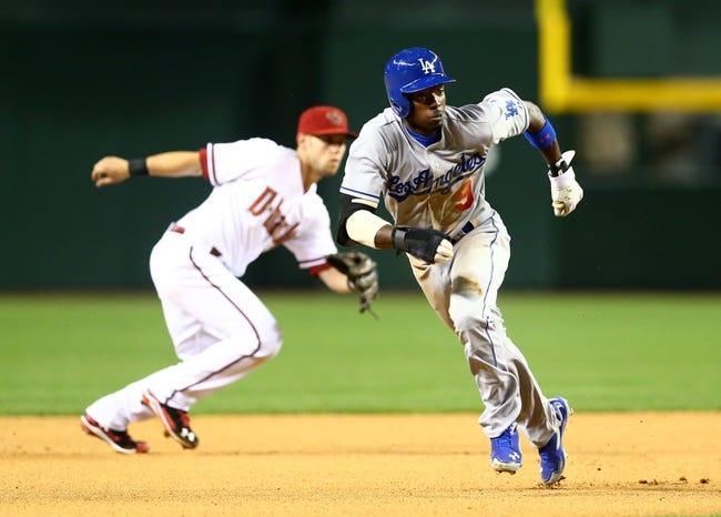 Arizona Diamondbacks vs. Los Angeles Dodgers MLB Pick, Odds, Prediction 4/12/14
