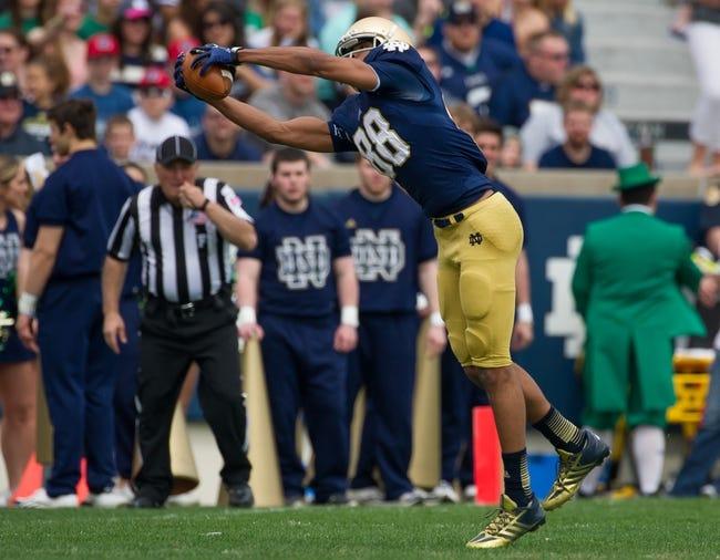 Notre Dame Fighting Irish vs. Rice Owls Pick-Odds-Prediction - 8/30/14