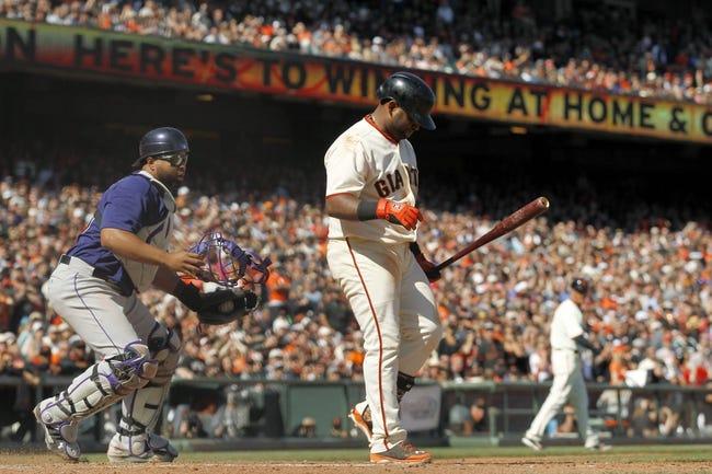 San Francisco Giants vs. Colorado Rockies MLB Pick, Odds, Prediction 4/13/14