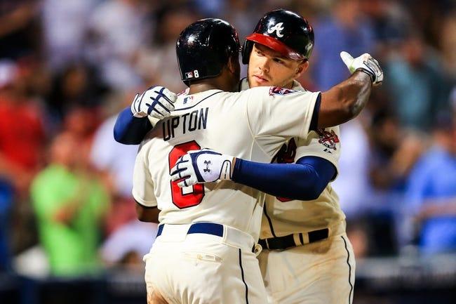 Atlanta Braves vs. Washington Nationals MLB Pick, Odds, Prediction 4/13/14