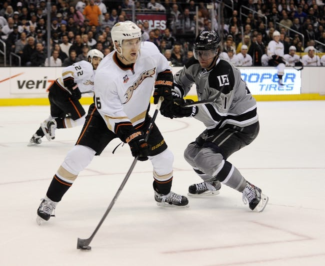 Los Angeles Kings at Anaheim Ducks Pick-Odds-Prediction - 5/3/14