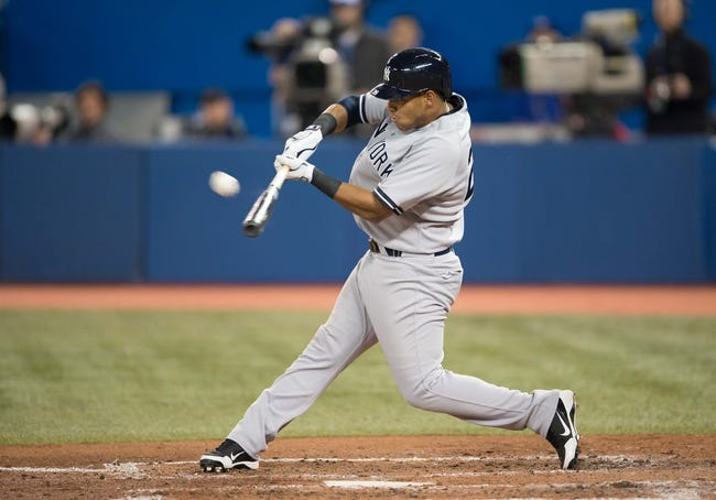 New York Yankees vs. Toronto Blue Jays Pick-Odds-Prediction - 6/17/14