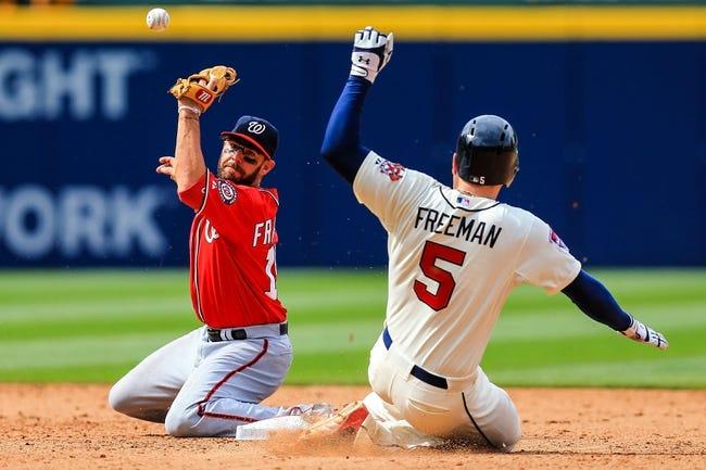 Washington Nationals vs. Atlanta Braves MLB Pick, Odds, Prediction - 6/19/14