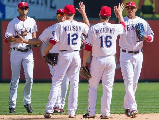 Houston Astros vs. Texas Rangers MLB Pick, Odds, Prediction - 5/12/14