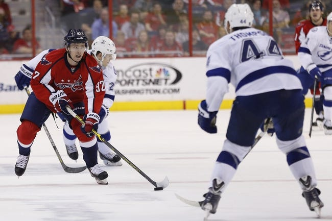 Lightning vs. Capitals - 12/9/14 NHL Pick, Odds, and Prediction