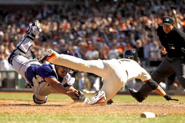 Colorado Rockies vs. San Francisco Giants MLB Pick, Odds, Prediction - 4/21/14