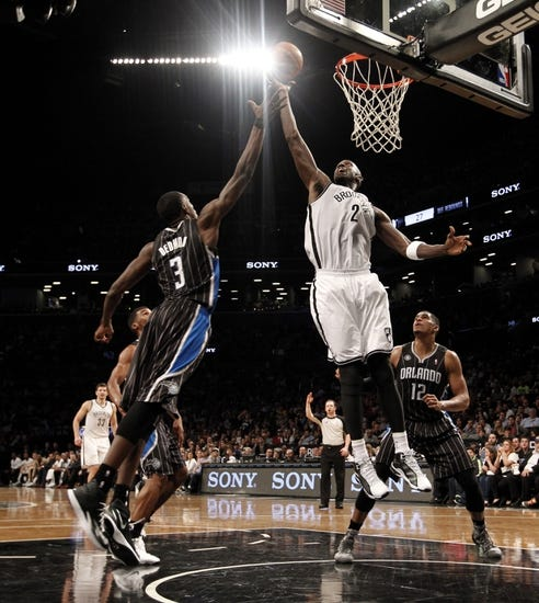 Brooklyn Nets vs. Orlando Magic - 11/9/14 NBA Pick, Odds, and Prediction