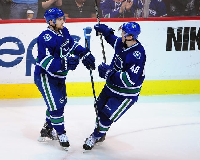 Vancouver Canucks: NHL 2014-15 Season Preview, Prediction, Outlook