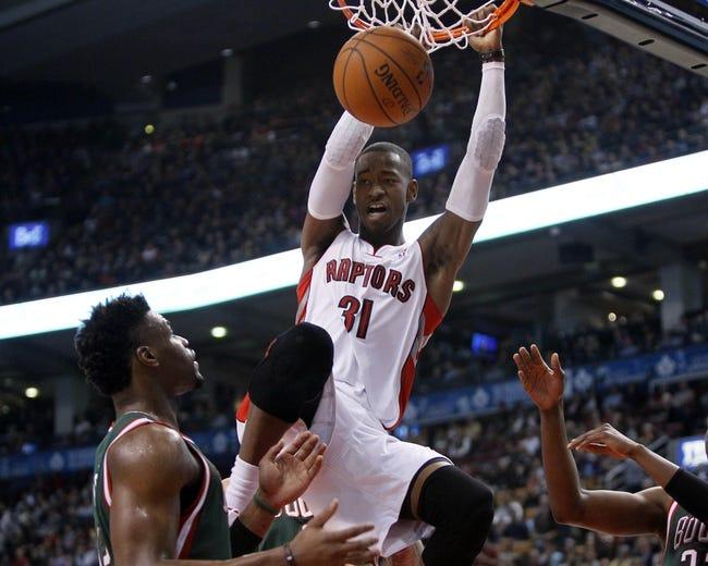 Raptors vs. Bucks - 11/21/14 NBA Pick, Odds, and Prediction