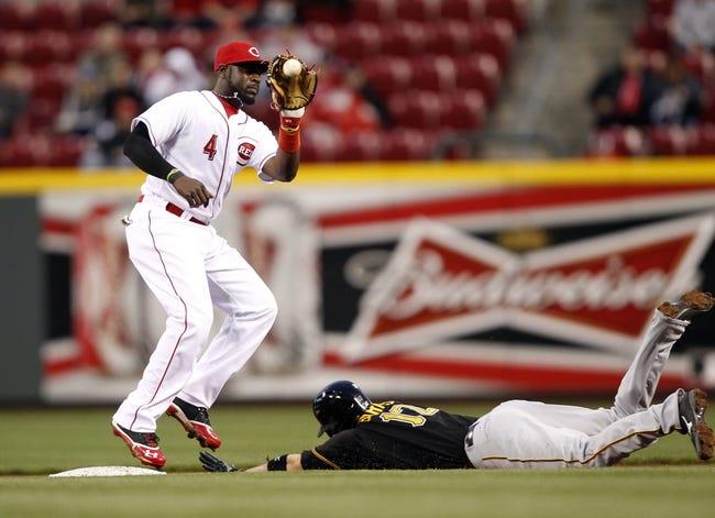 Cincinnati Reds vs. Pittsburgh Pirates - 4/15/14
