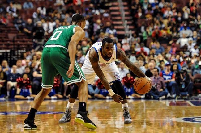 Philadelphia 76ers vs. Boston Celtics 10/6/14