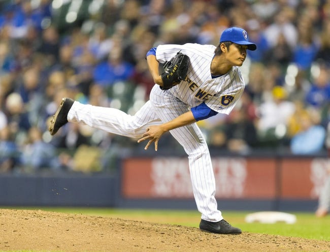 Milwaukee Brewers vs. St. Louis Cardinals Pick-Odds-Prediction 4/16/14