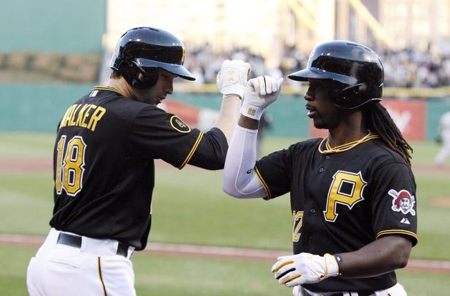 Pittsburgh Pirates vs. Milwaukee Brewers MLB Pick, Odds, Prediction 4/18/14