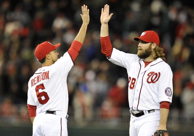 Washington Nationals vs. St. Louis Cardinals Pick-Odds-Prediction 4/19/14
