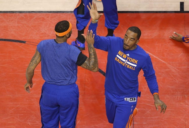 NBA News: Handicapping the 2014 New York Knicks Win Total